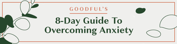 Goodful's 8-Day Guide to Overcoming Anxiety logo